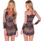 Danielle sheer dress – dream closet couture