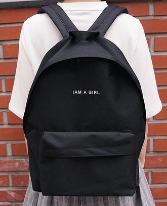 bag backpack school bag cute tumblr