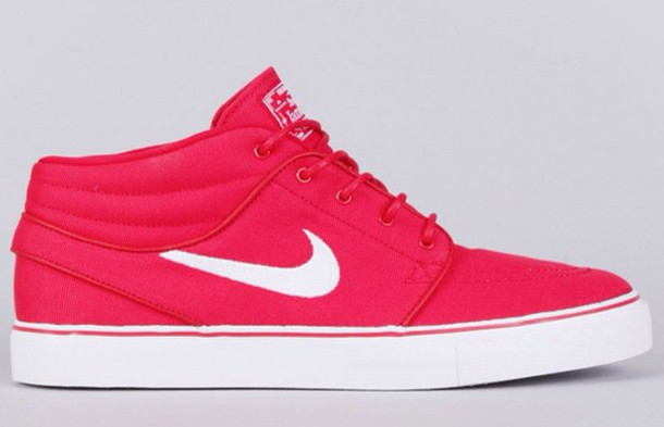 shoes pink nike