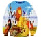 Disney the lion king simba sweater sweatshirt · sexier sweaters · online store powered by storenvy