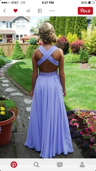 dress purple dress purple prom dress prom gown open back dresses lavender prom dresses lavender