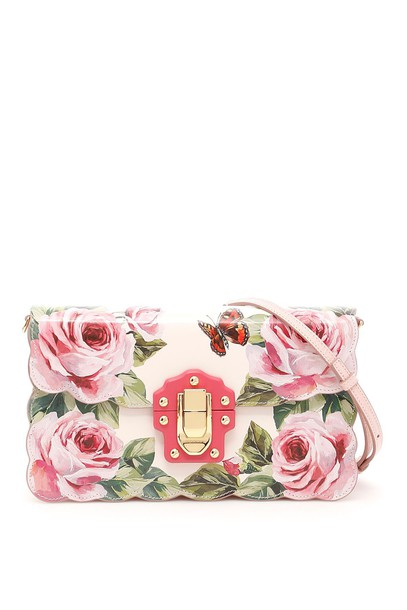 rose butterfly bag