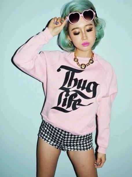 shirt thug life