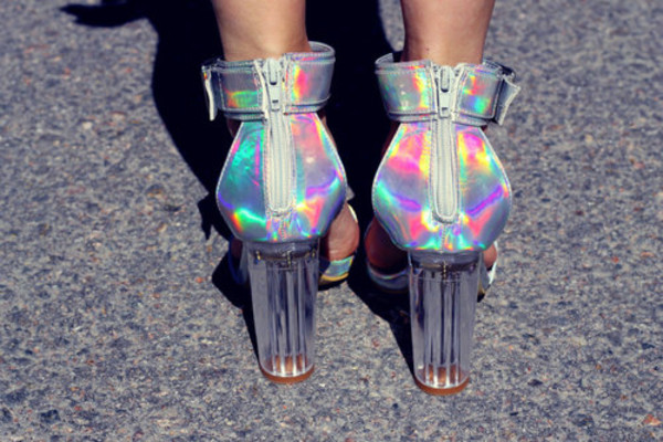 shoes holographic holographic shoes