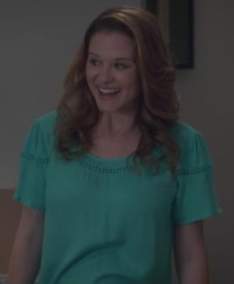 blouse april kepner grey's anatomy sarah drew