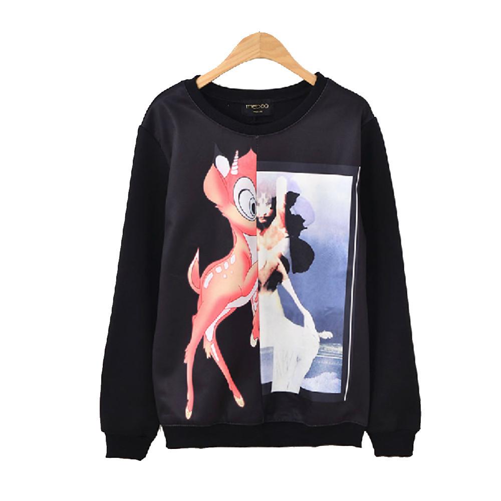 Deer sweater / back order – holypink