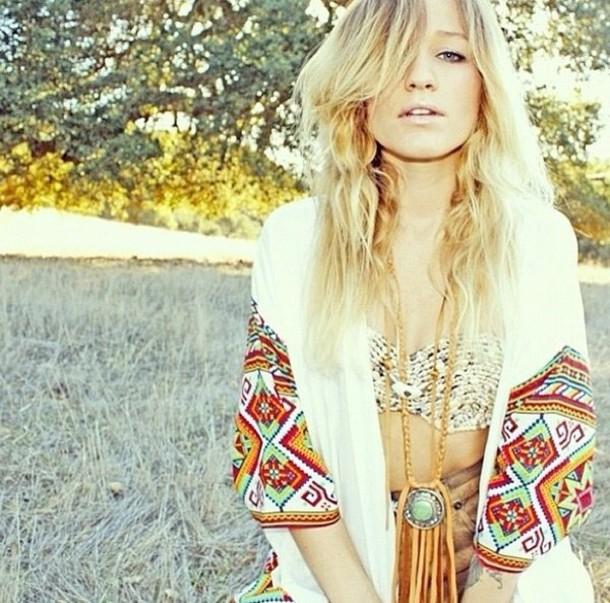 Sweater: hippie, cute, pattern, aztec, love, cool, girl ...