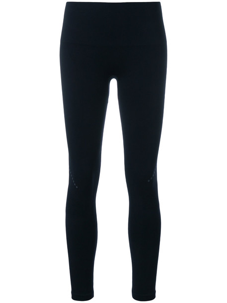 leggings sports leggings cropped women spandex black pants