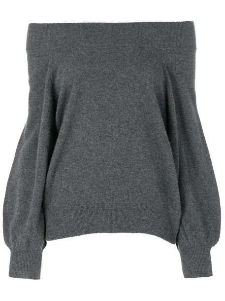 rta top knitted top women grey