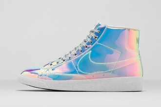 shoes trainers rainbow