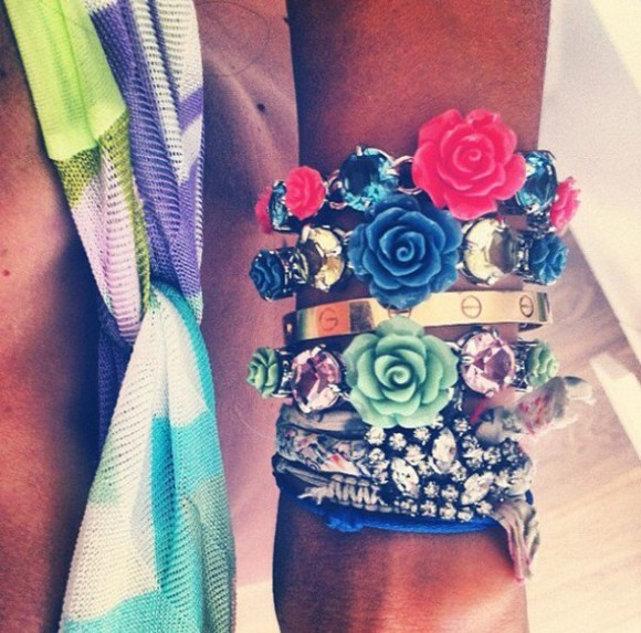 bracelets jewels fashion