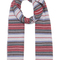 Isabel marant | jump scottish scarf in red