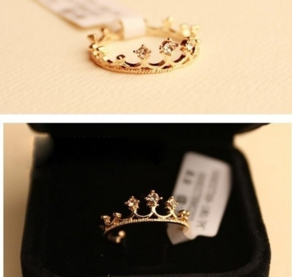 jewels ring crown jewelry