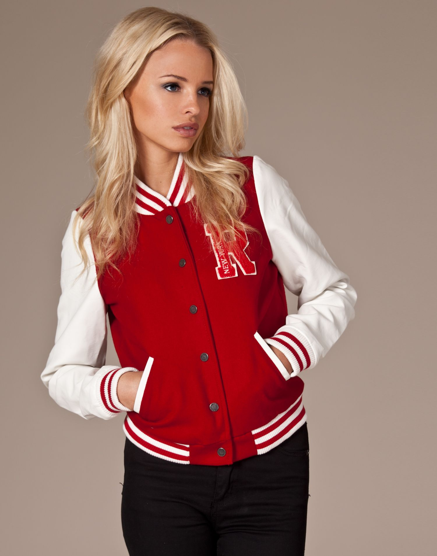 Jacket - Rut m.fl. - Rood - Jassen - Kleding - NELLY.COM Mode online