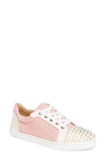 sports shoes 858a2 14e39 Christian Louboutin Gondolita Spike Sneaker (Women) | Nordstrom