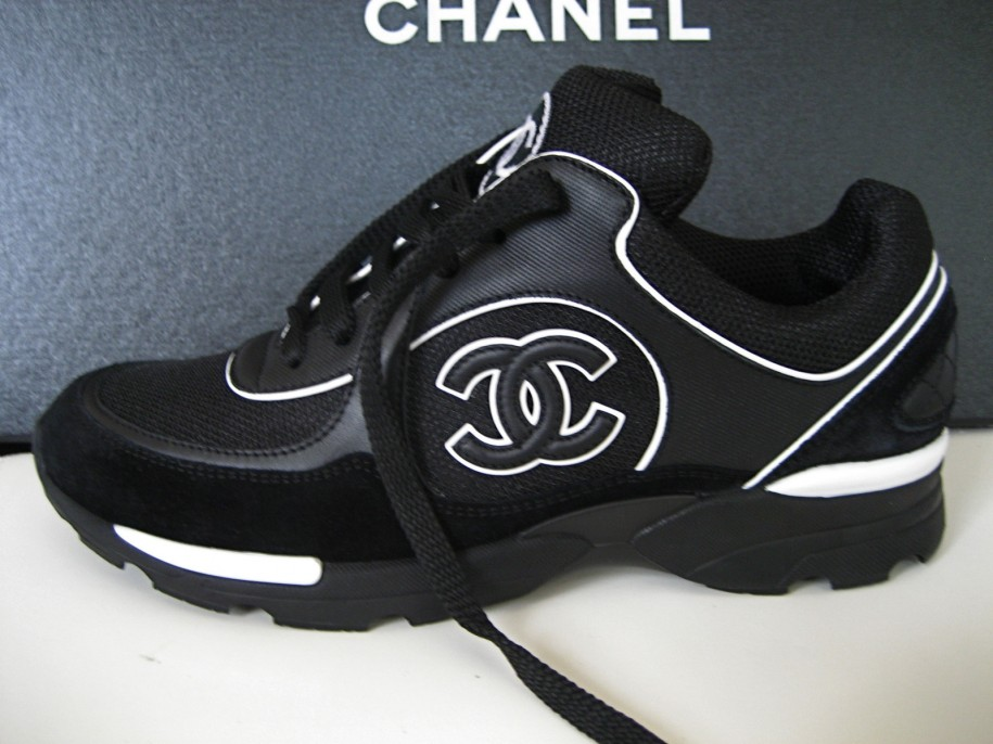Chanel Running Shoes Replica