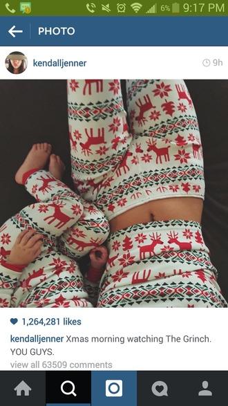 pajamas christmas