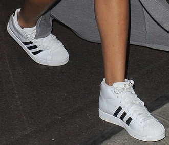 shoes adidas superstars high top sneakers white sneakers adidas