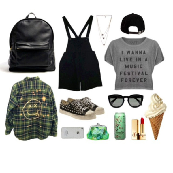 tank top top tank top grey music festival gap mono black bag shoes converse iphone drink wallet lipstick sunglasses