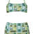 Topshop - Green Dollar Print Bikini customer reviews - product reviews - read top consumer ratings