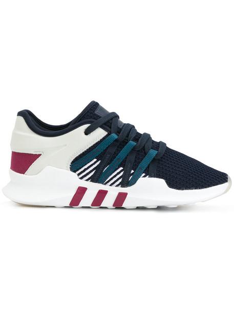 women sneakers blue neoprene shoes