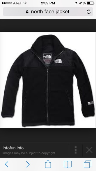 north face jacket zip