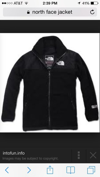 zip jacket north face