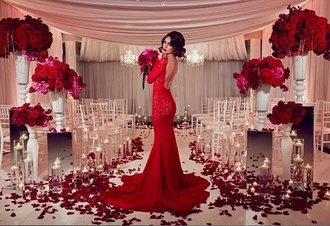dress red sexy dress sexy long dress prom dress long sleeve red dress long prom dress long sleeve dress romantic