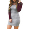 Aliexpress.com : buy autumn winter dress for women 2016 casual knitted elastic tunic bandage dresses female long sleeve slim chic basic dress ukraine from reliable winter dress patterns suppliers on musheng co. ltd