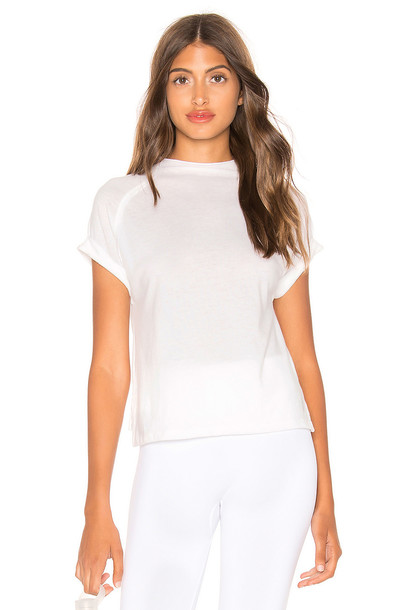 Free People Movement Nikki Tee in white