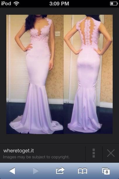 dress purple lace dress silk dress