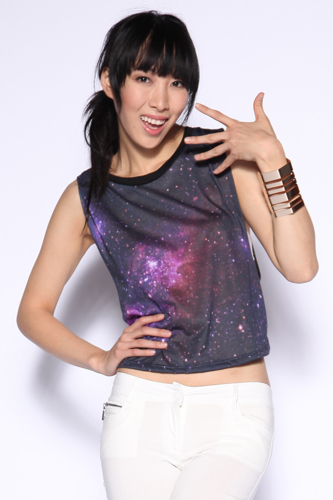 Space Muscle Tank | Obsezz