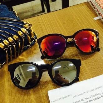 cool sunglasses mirror chrome