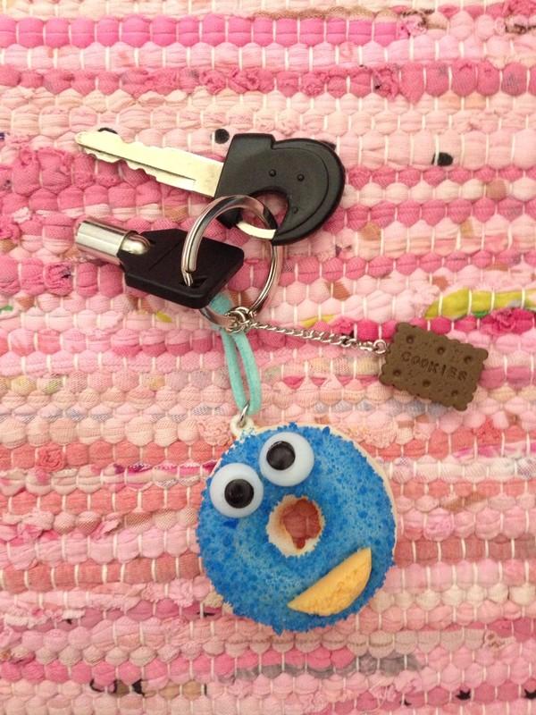jewels keychain keychain