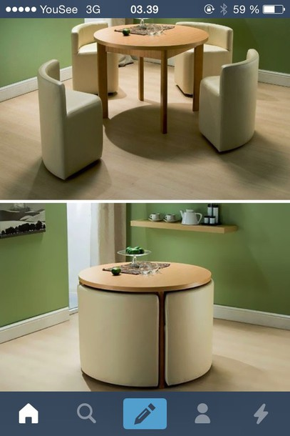 Home accessory smart furniture table dining table chair table