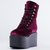 UNIF Craft Boot in Red Velvet at Solestruck.com