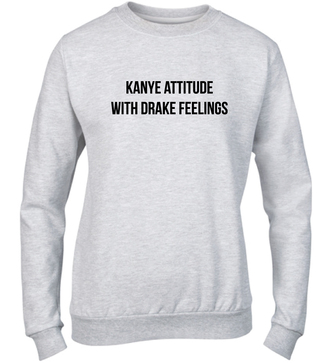 sweater sweatshirt yeezy yeezus kanye west drake fashion