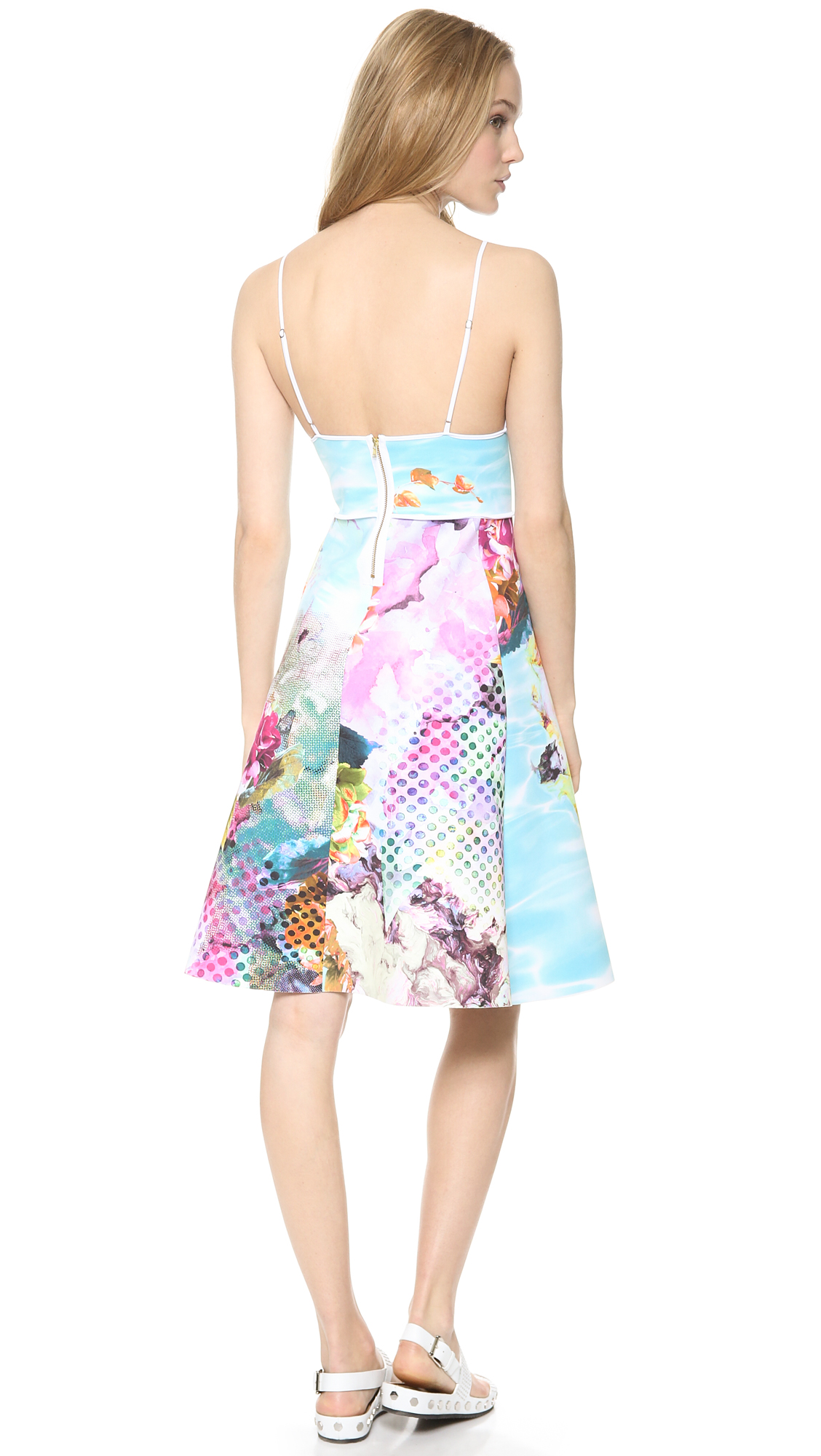 Clover Canyon Pool Flower Dress Shopbop