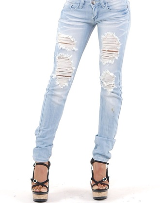 jeans denim ripped jeans