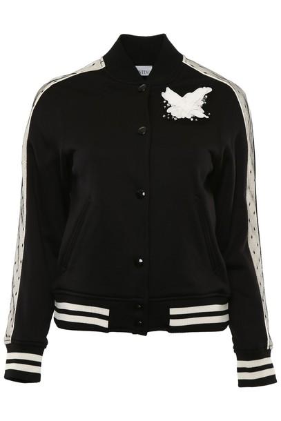 RED VALENTINO jacket bomber jacket