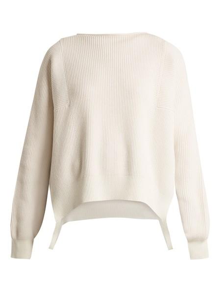 sweater cotton wool