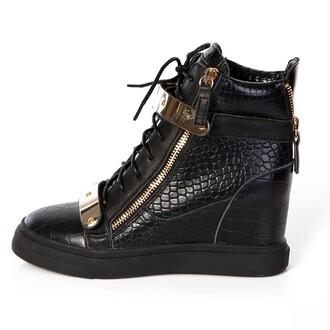 shoes sneakers giuseppe zanotti women sneakers wedge sneakers gz sneakers