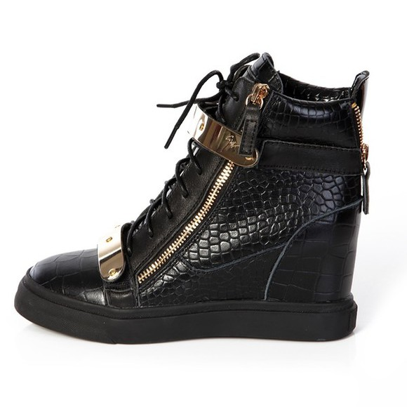 shoes sneakers giuseppe zanotti women sneakers wedge sneakers gz sneakers