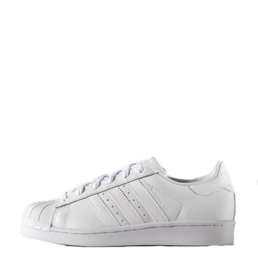 online retailer 10d13 e70e8 adidas Big Kids' Superstar Foundation Shoes - White B23641 - Pair of Shoes