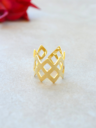 jewels ring gold gold rings gold ring crown crown ring gold crown ring geometric geometric ring