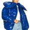 Vetements puffer jacket in blue | fwrd