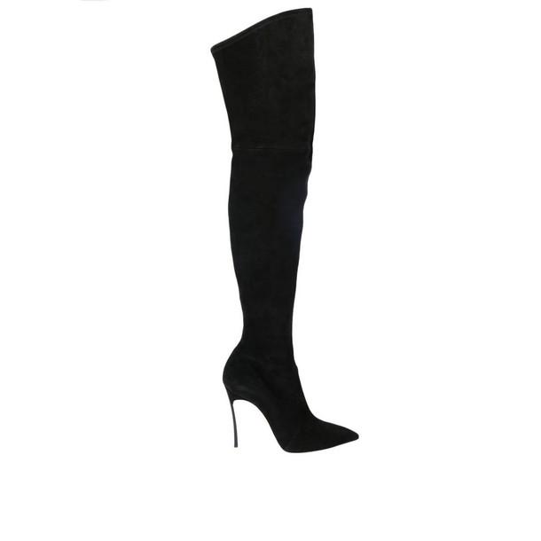 CASADEI boots shoes women shoes black