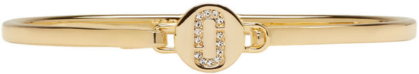 Marc Jacobs cuff cuff bracelet gold jewels