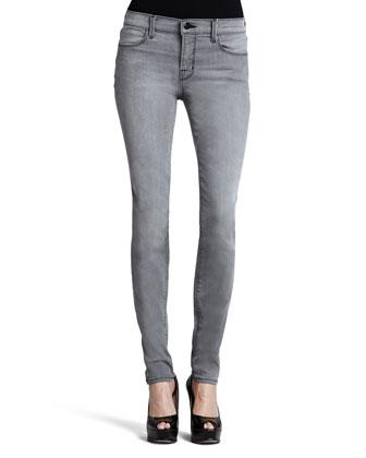J Brand Jeans 811 Midrise Photo Ready Skinny Jeans  - Bergdorf Goodman