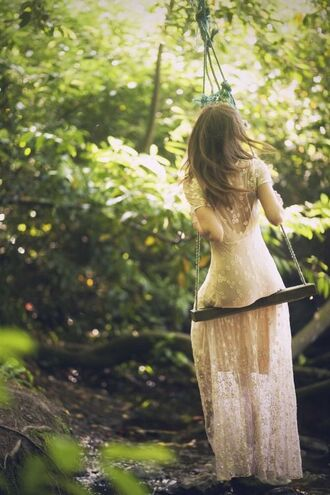 dress forest dress wedding wedding dress forest wedding dress white dress beautiful swing boho dress simple wedding dresses maxi dress country wedding